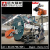 10ton 3-Pass Wet Back Gas Fired Fire Tube Steam Boiler