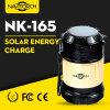Neuladende leuchtende Methoden-im Freien kampierende Doppelsolarlaterne (NK-165)