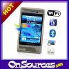 쿼드 악대 2.8 인치 Touchscreen 이중 SIM WiFi에 의하여 자물쇠로 열리는 멀티미디어 텔레비젼 셀룰라 전화 (OW-T737B)