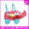 O impulso de madeira do bebê dos carros educacionais quentes do brinquedo do labirinto do grânulo da venda brinca W11b149