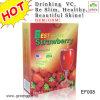Gewicht-Verlust-Erdbeere-Saft-Puder