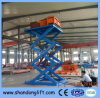 Piattaforma dell'elevatore idraulico