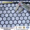 Mattonelle di ceramica di appoggio gomma resistente all'uso dell'allumina
