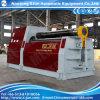 Vente chaude ! Machine de roulement de plaque de Mclw12CNC-16X2000 4-Roller avec du ce Stendard