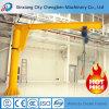 Atelier d'élévateur de poids léger grue de potence de fléau de pivotement de 10 tonnes