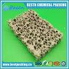 Filtro di ceramica materiale dalla gomma piuma del carburo di silicone per filtrazione del metallo