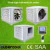 Dispositivo di raffreddamento di aria evaporativo industriale di scarico superiore