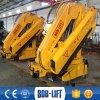 Hydraulischer LKW eingehangenes industrieller Kran-Hebezeug