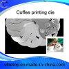 Прессформа украшения печатание цветка восковки кофеего искусствоа (CP-02)
