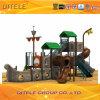 2016 de Apparatuur van de Speelplaats van kinderen met '' Gegalvaniseerde Post 4.5