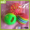 Brinquedos plásticos do animal de estimação das esferas do gato das esferas do jogo