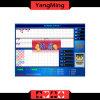 Sistema del casino del bacará del color de 016 azules/con el vector estándar del póker de la muestra del límite de la visualización Ym-Ec02 de Reslut