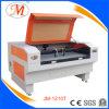 o cortador de tamanho médio do laser de 1.2*1m foi examinado por GV (JM-1210T)