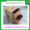 Cajón-Tipo rectángulo de regalo de papel impreso cosmético del rectángulo de joyería del rectángulo