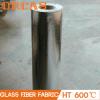 Paño fino de la fibra de vidrio del material de aislante de calor con el papel de aluminio
