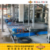 Eisenerz-Reduktion-Gerät, das Tisch rüttelt