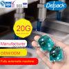 Detergente líquido automático de OEM&ODM, vagem do detergente líquido de lavagem, cápsula do detergente líquido da lavanderia da concentração