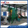 Professionele Fabrikant in het Korrelen van het Chinees hout Lopende band