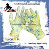 13G PUの上塗を施してある庭の手袋
