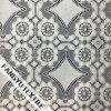 Tessuto di nylon del merletto del nuovo cotone di disegno 2015