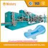 Machine de ligne de production de tampon de serviette hygiénique de haute qualité