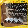 Marco del panel solar de aluminio 6063 T5