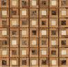 Azulejo de suelo de mármol natural especial de mosaico del precio bajo de Deaisn del mármol (FYSC141)