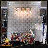 새로운 프로젝트 전시실 금속 벽 점화 (EZ08)