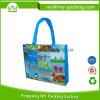 Recyclable выдвиженческий прокатанный OPP Non сплетенный мешок покупателя