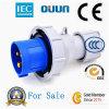 Industriële Plug van IP44 16A Plastic
