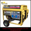 Começo chave China 6kw 6kVA Silent Generator para Sale