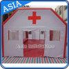 避難者のための可動装置の救急処置の膨脹可能な緊急のテント