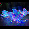 休日Decoration 3D Butterfly Motif Light LED Light Waterproof