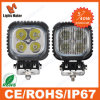 40W LED Work Light, 4PCS*10W LED Car Driving Light, Offroad LED Headlight voor ATV/UTV/off Road Car/Mining
