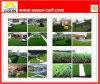 Het Synthetische Gras van de voetbal