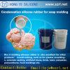 Borracha líquida do silicone de RTV para a borracha líquida dos moldes para moldes