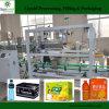 يحزم يعبّأ ماء علبة موثّق يستعمل في شراب مصنع