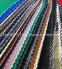공급 고품질 다채로운 PVC 가죽