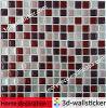 Nueva etiqueta engomada del azulejo de la pared del mosaico del diseño en el color brillante para la decoración de la pared del sitio