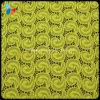 Tessuto elastico giallo del merletto per la tessile domestica