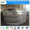 2: 1 protezione capa semi ellissoidale del tubo dell'acciaio inossidabile