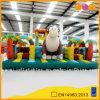 Het opblaasbare Kasteel van Bouncy van de Stad van de Pret van de Aap voor Pretpark (AQ0179)
