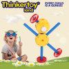 Brinquedo educacional plástico da construção para miúdos