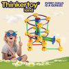 創造的なおもちゃを構築するABS DIY Montessori型