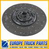 Pièces de camion du disque d'embrayage 1878063231 pour Scania