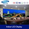 El panel de interior de la pantalla de visualización de LED de la alta calidad P5