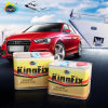 Kingfix Automotive Collision Repair Paint con Very Accurate Color Matching
