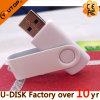 굽는 백색 색깔 USB 기억 장치 지팡이 (YT-1201L8)