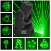 50MW Green 15kpss DMX Mini Moving-Head Animation Laser Light