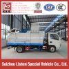 Dongfeng DFAC nagelneuer des Kran-Wannen-Abfall-Förderwagen-4*2 Träger Abfall-Dosen-Reinigungs-des Förderwagen-4 des Abfall-M3